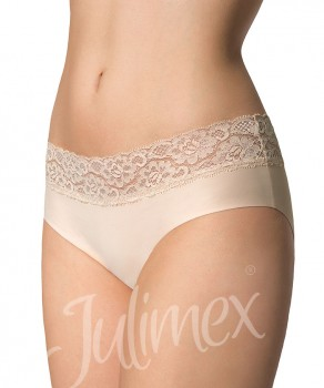 Culotte taille basse invisible avec dentelle Hipster par Julimex (HIPSTER-PANTY)