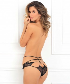 Culotte ouverte Own It par Rene Rofe (RR-1139)
