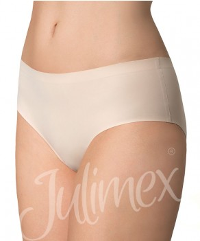 Culotte invisible à coutures plates Simple par Julimex (SIMPLE-PANTY)