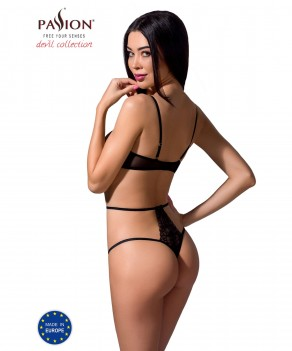 Body string ouvert Esmeralda par Passion (ESMERALDA-BODY)