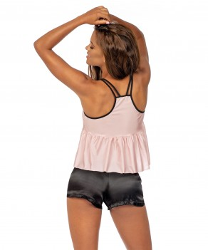 Top et short K-917 par Excellent Beauty (K-917)
