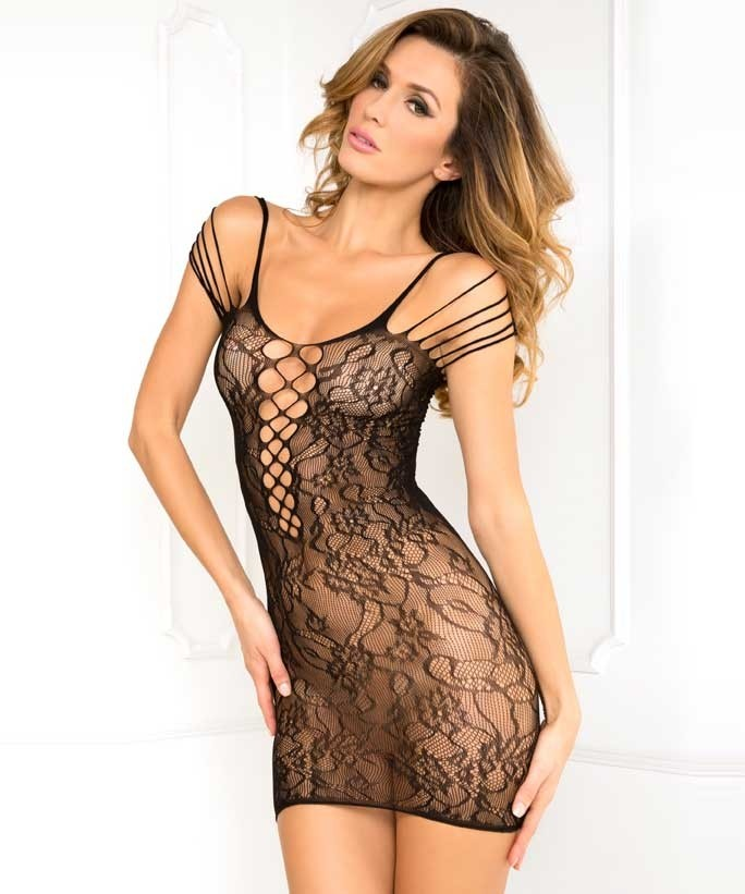 Robe sexy Off The Hook Lace