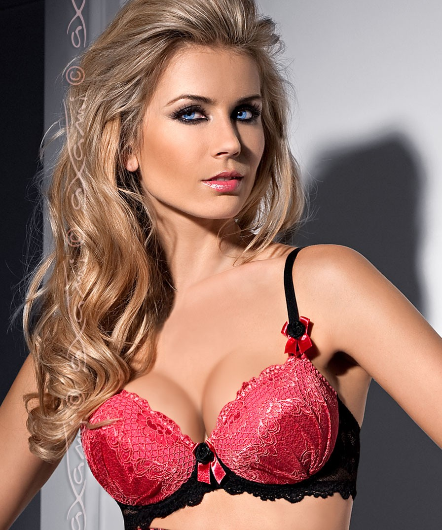 Soutien-gorge push-up Berry Mousse
