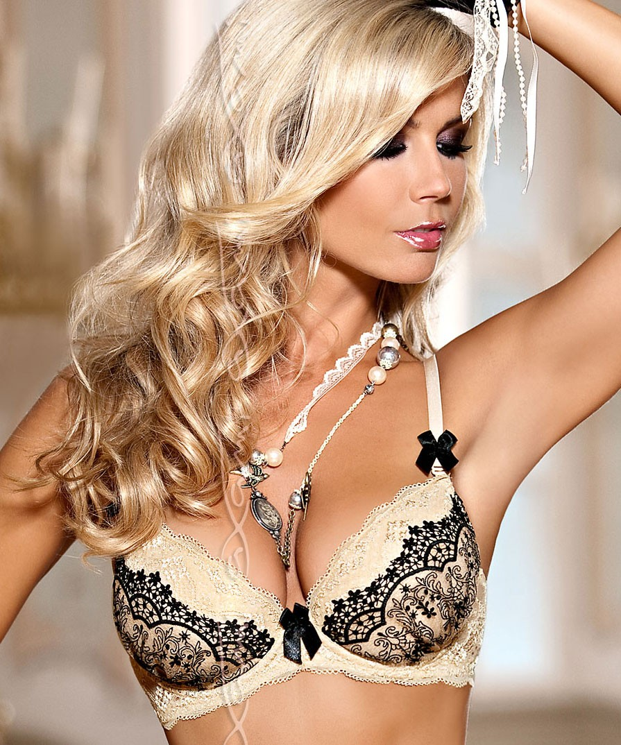 Soutien-gorge push-up Fashy