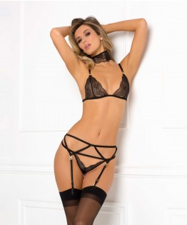 Ensemble sexy Pleats Please par Rene Rofe (RR-532161)