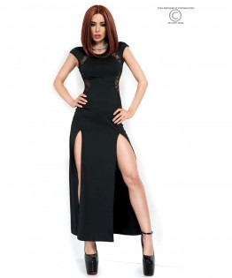 Robe longue sexy CR3858 par Chilirose (CR-3858)