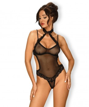 Body string Claudusia par Obsessive (CLAUDUSIA-TEDDY)