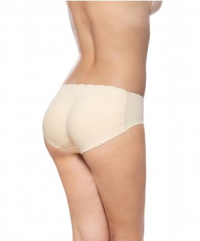 Culotte push-up Padded Panties par Bye Bra (PADDED-PANTIES-LOW-WAIST)