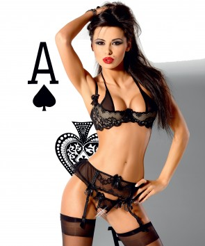 String ficelle ouvert Trump Card