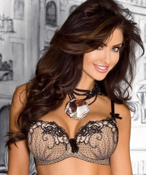 Soutien-gorge push-up Tiger Eye par Axami (V-5511)