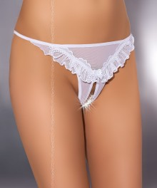 String ficelle ouvert Cherish Me